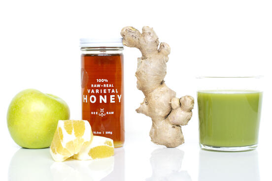Bee Raw Allergy Juice Drink