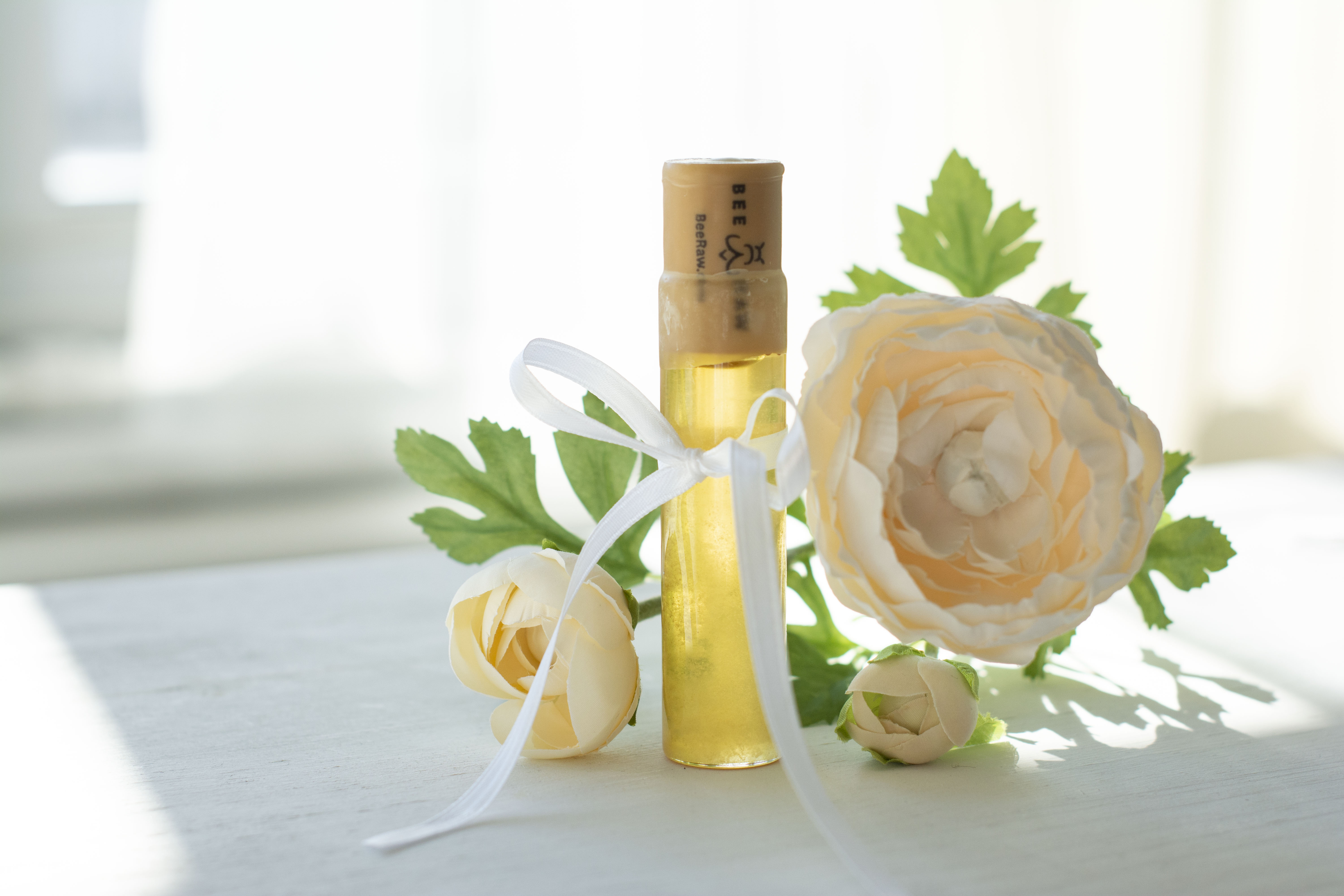 Bee Raw Wedding Orange Blossom